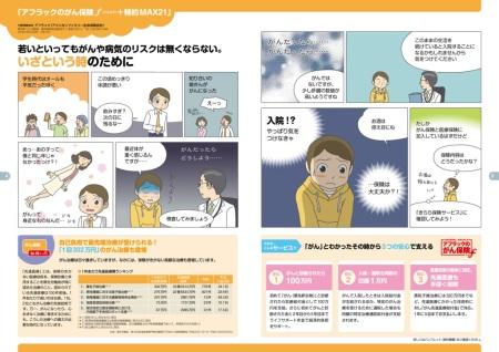 NTT団体保険中面